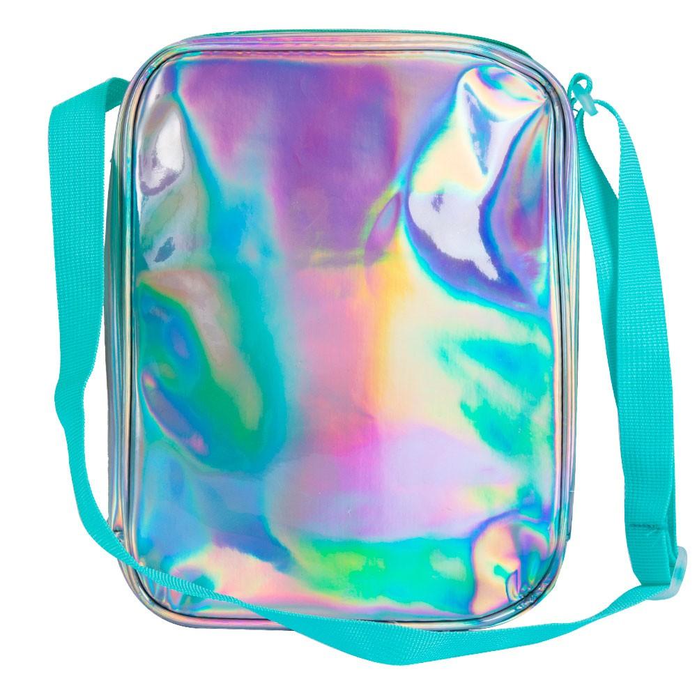 Lancheira Térmica Holográfica Cores