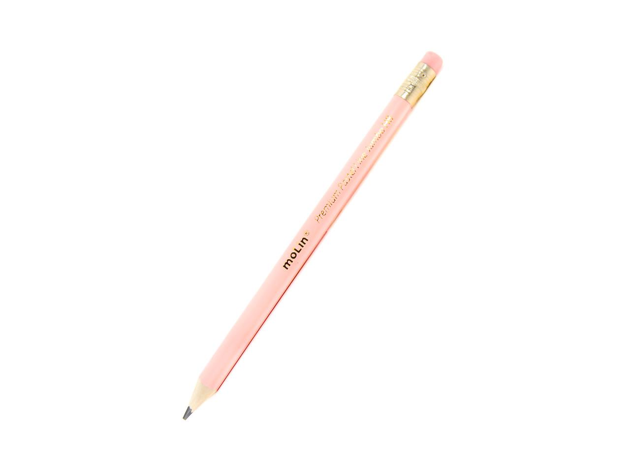 Lápis HP Jumbo Pastel - Coral