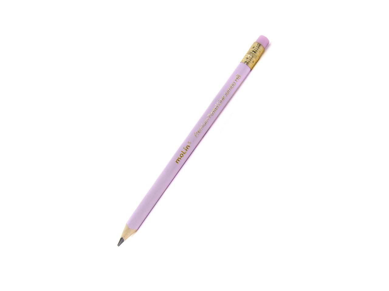 Lápis HP Jumbo Pastel - Lilás Claro