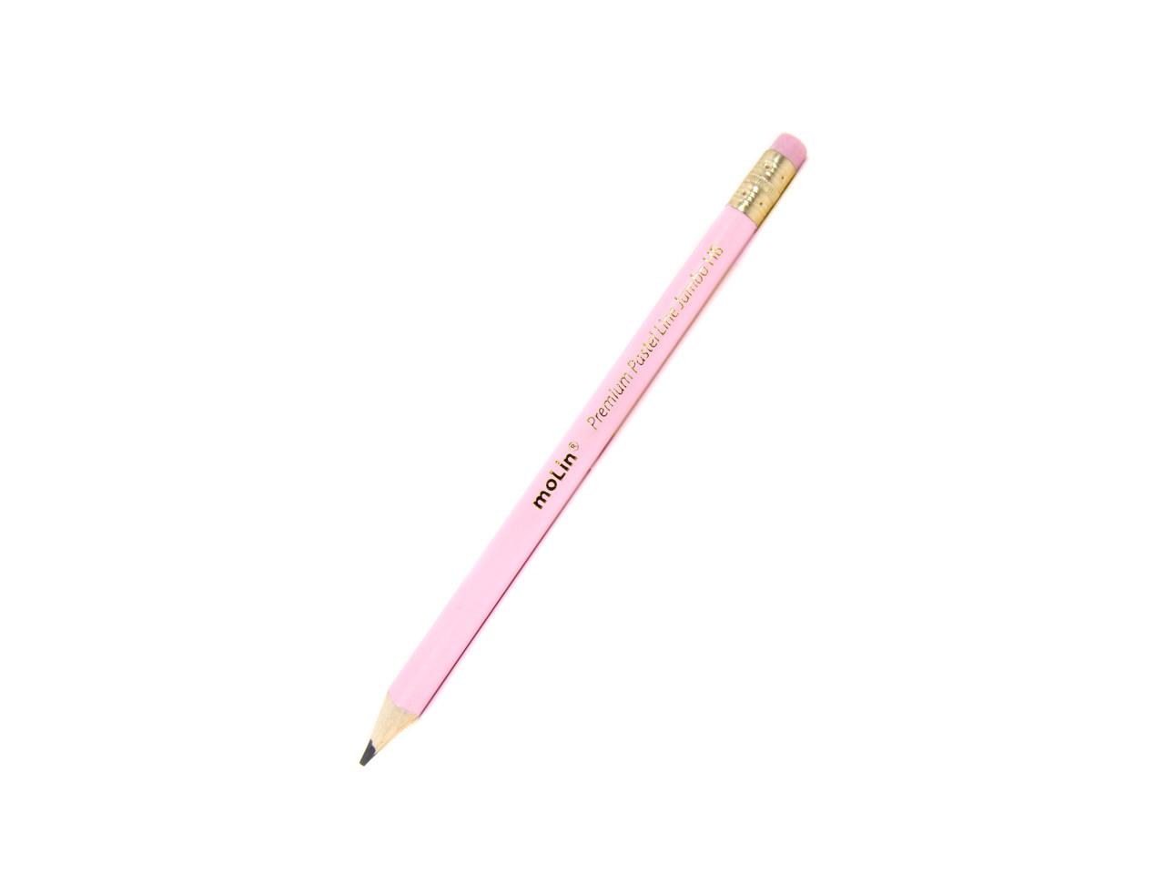 Lápis HP Jumbo Pastel - Rosa