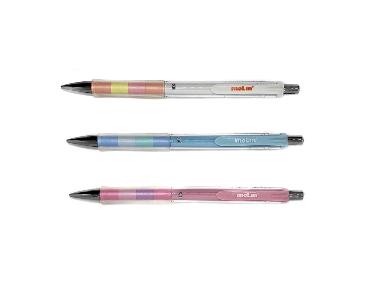 Lapiseira WPK 0,9mm Cores - Rosa