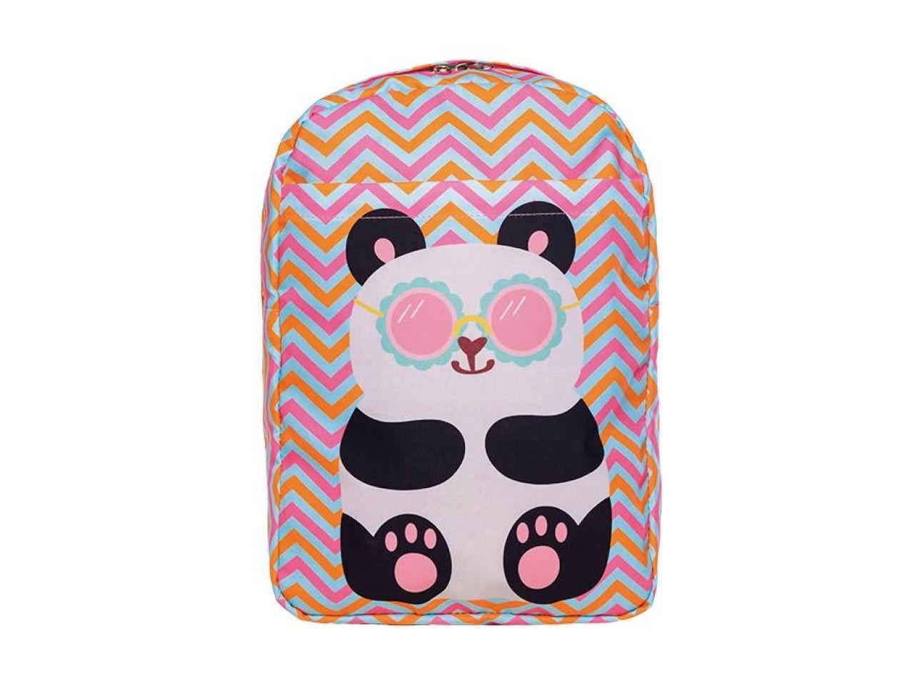 Mochila Laptop Panda