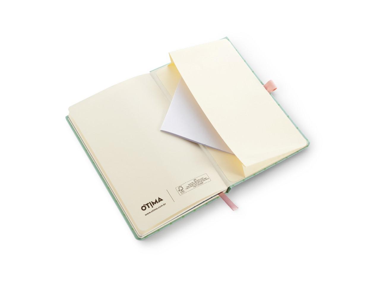 PaperTalk Maxi Pautado Verde Riccio