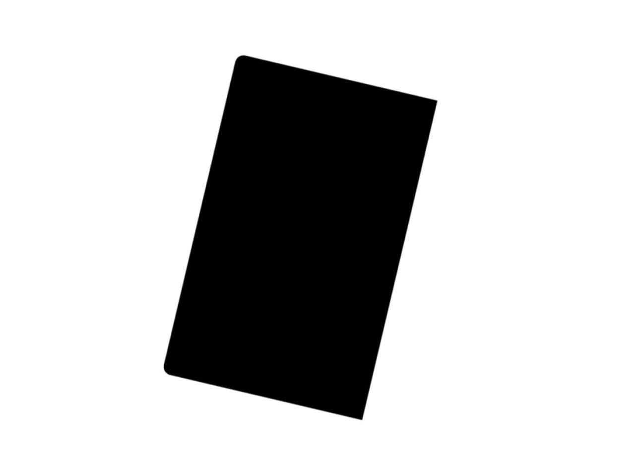 Papertalk Noir Pena Maxi Flex