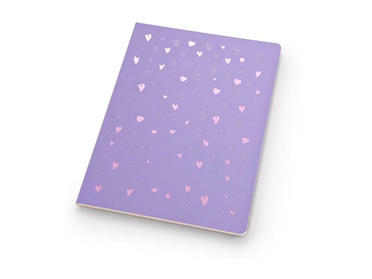 PaperTalk Romantic Lilás Ultra Flex Pontilhado