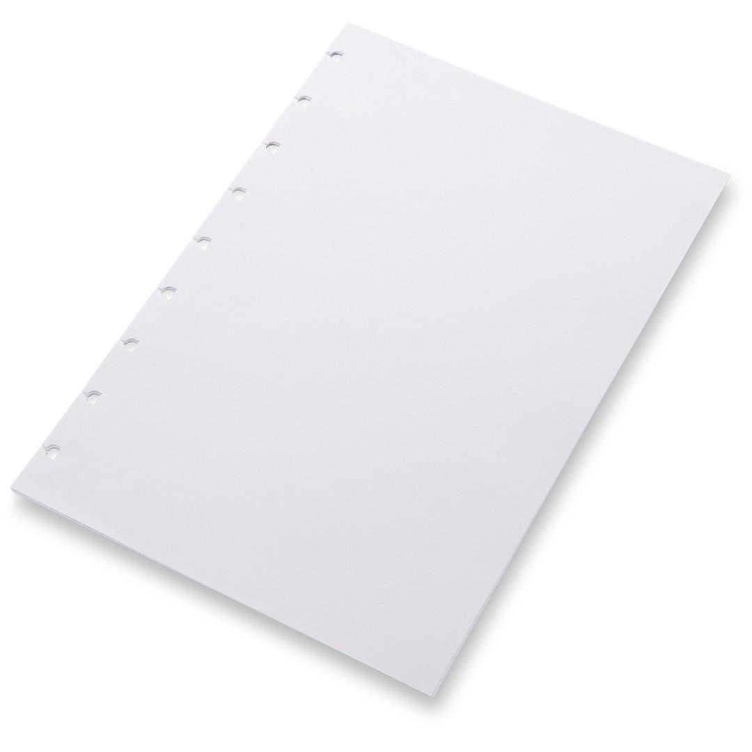 Refil Planner Maxi System Flex folhas em branco