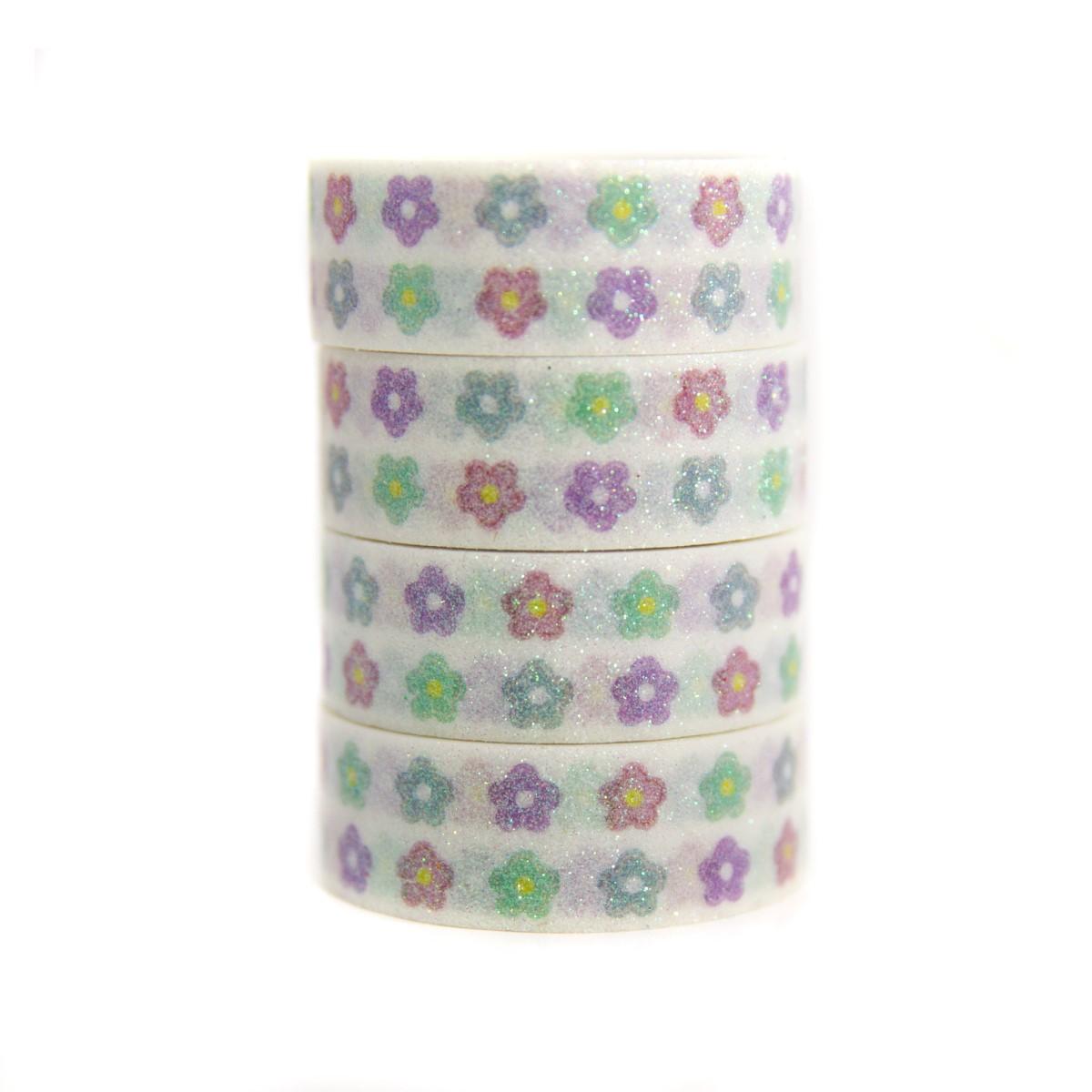 Washi tape Flor