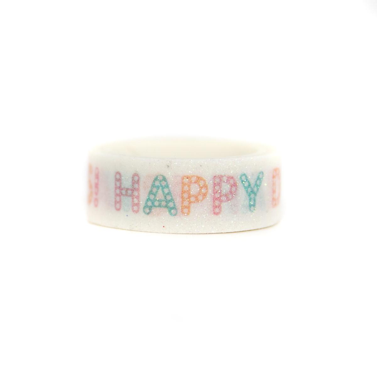 Washi tape Happy Day