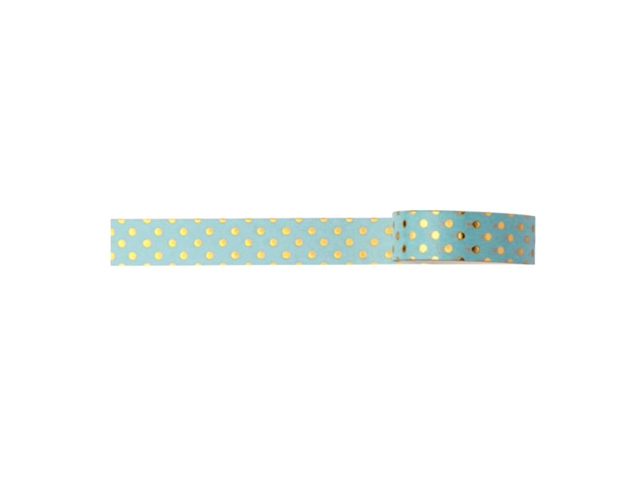 Washi Tape Love Poa Azul