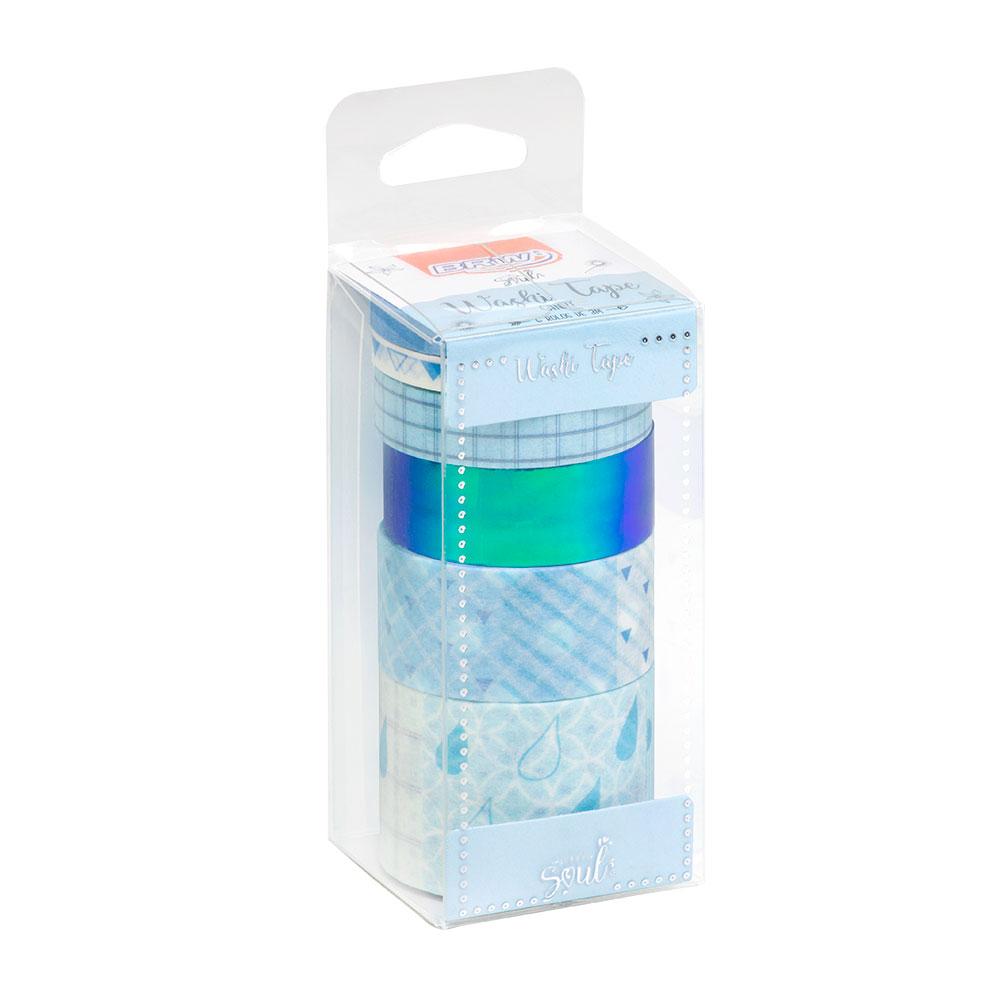 Washi Tape Soul Azul