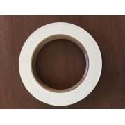 Fita de borda pvc branco texturizado 22mm x 20m