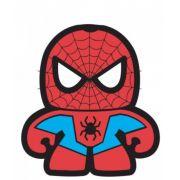 Puxador gaveta infantil emborrachado Homem- Aranha marvel