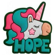 Puxador gaveta infantil emborrachado Unicórnio Hope