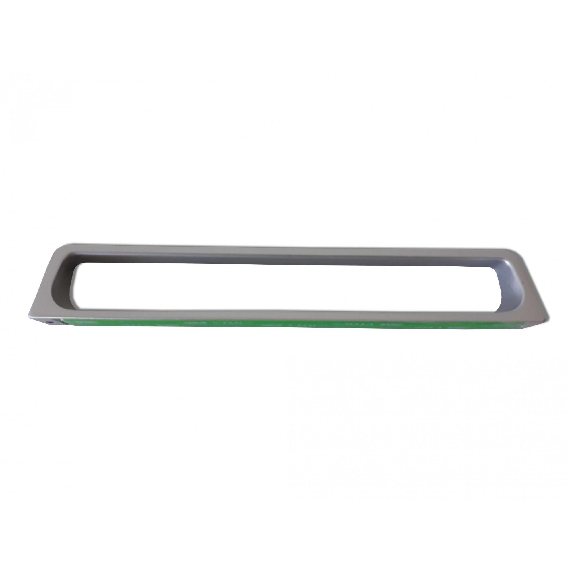 Puxador Auto Adesivo Marsala 2546 Acetinado 26,5cm