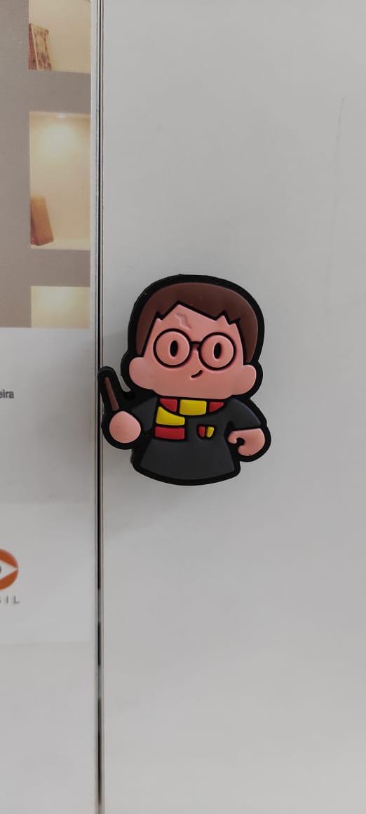 Puxador gaveta infantil emborrachado Harry Potter