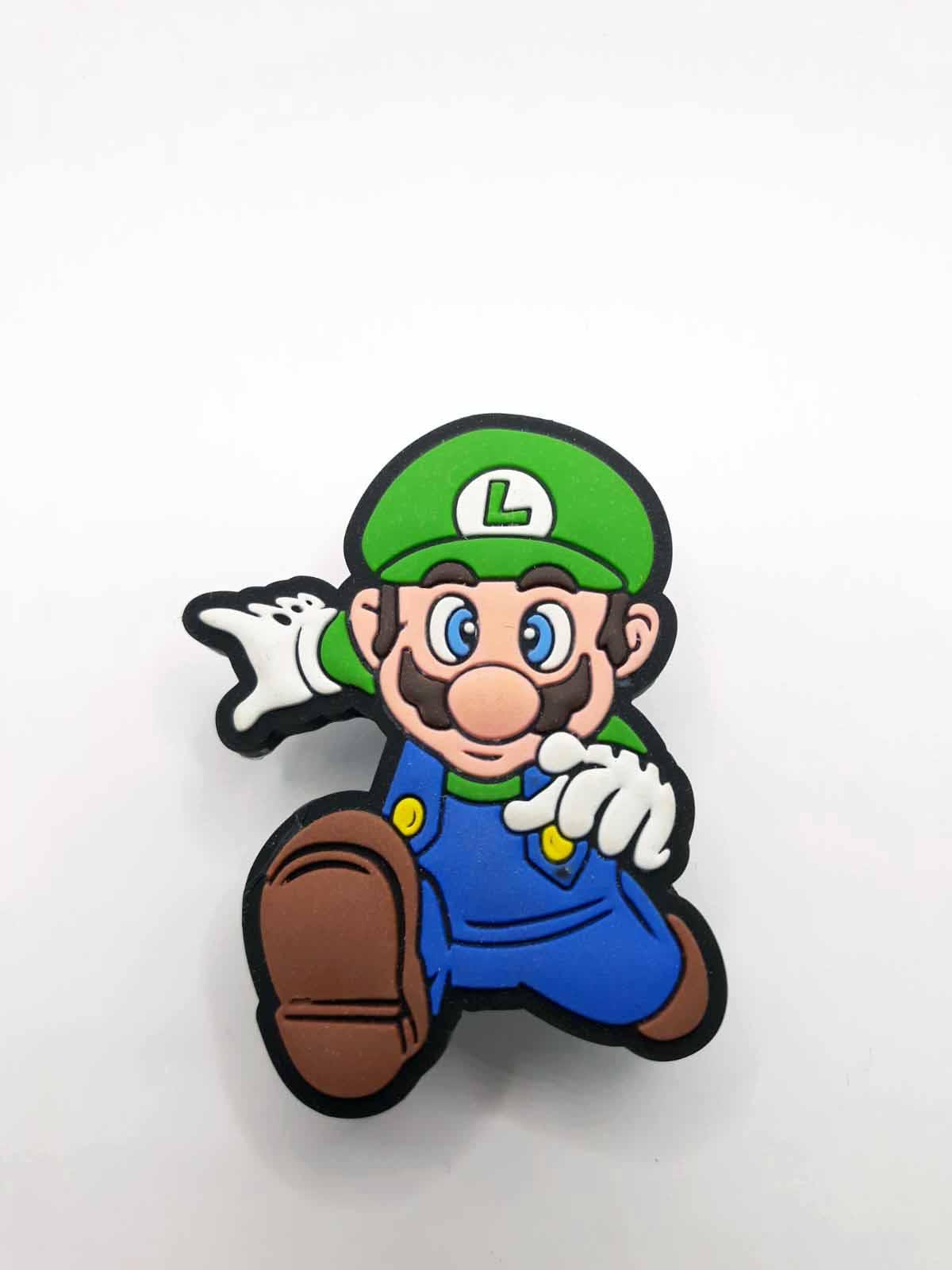 Puxador gaveta Infantil emborrachado Luigi