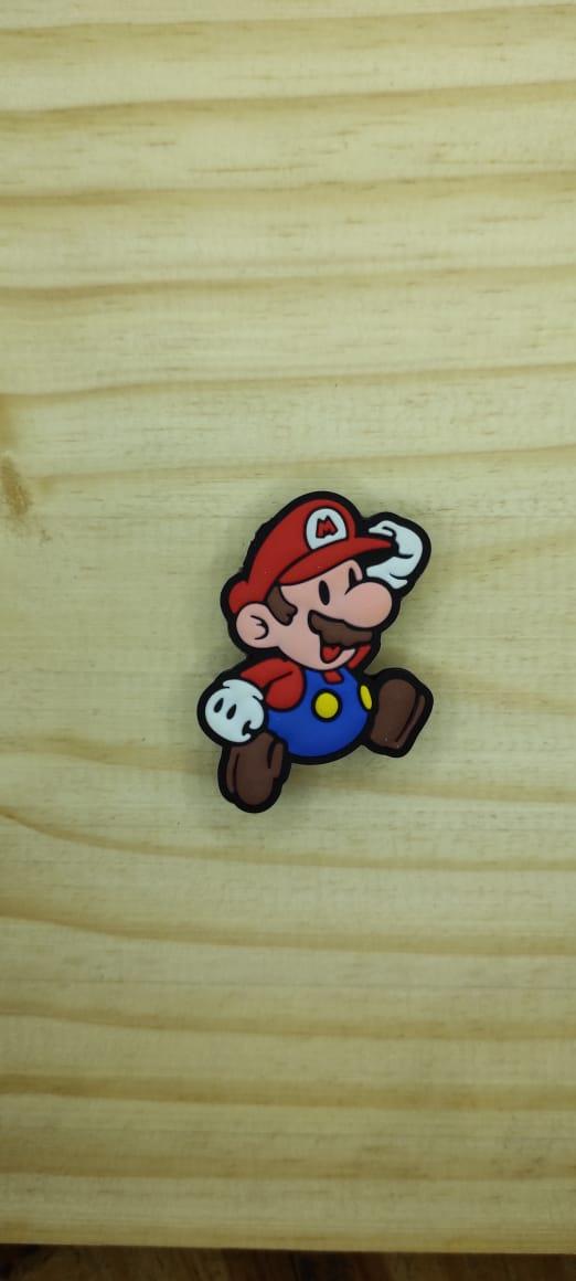 Puxador gaveta Infantil emborrachado Mário bross Nintendo