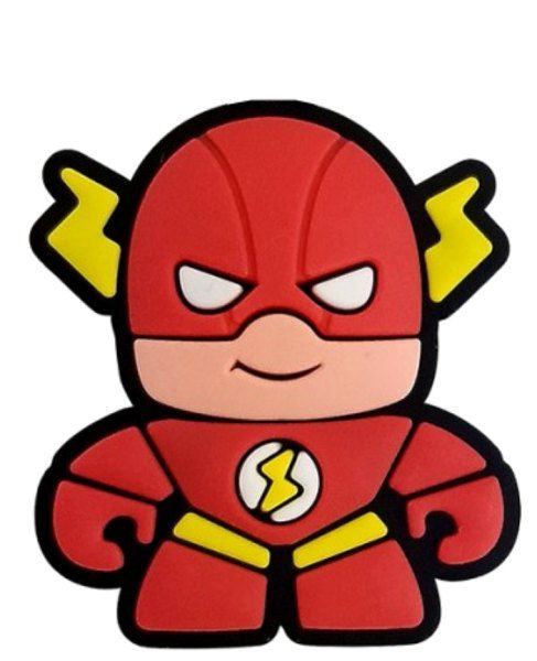 Puxador Infantil Emborrachado Flash