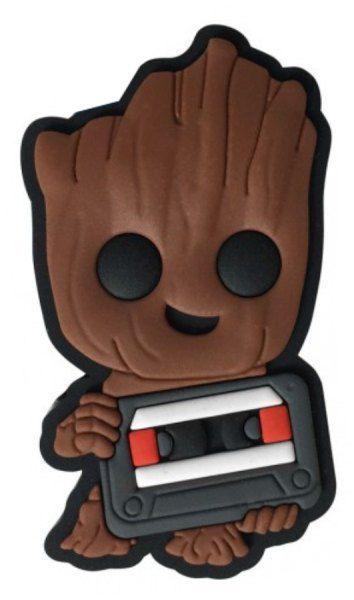 Puxador Infantil Emborrachado Groot