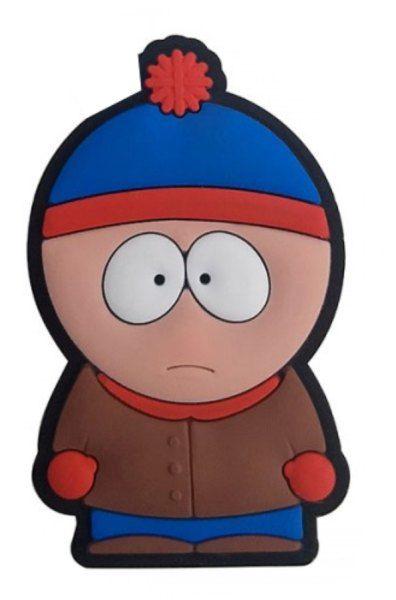 Puxador Infantil Emborrachado South Park Stan