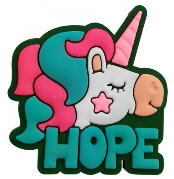 Puxador Infantil Emborrachado Unicórnio Hope