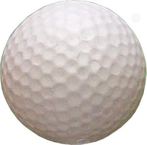 Puxador Infantil Resina Bola de Golf