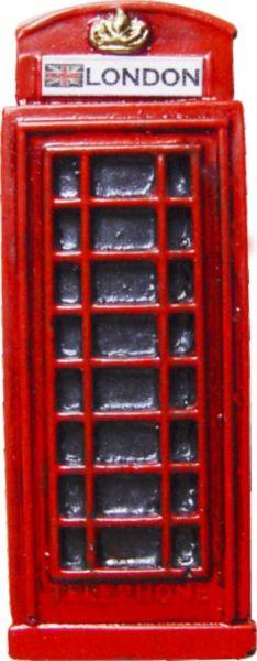 Puxador Infantil Resina Cabine Telefonica