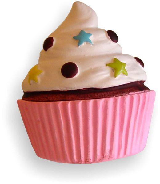 Puxador Infantil Resina Cupcake