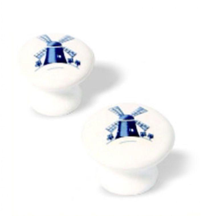 puxador ponto porcelana 21011-F2
