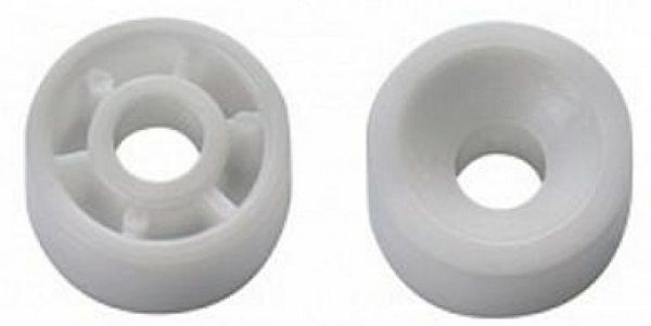 Suporte prateleira redondo plástico 10x15