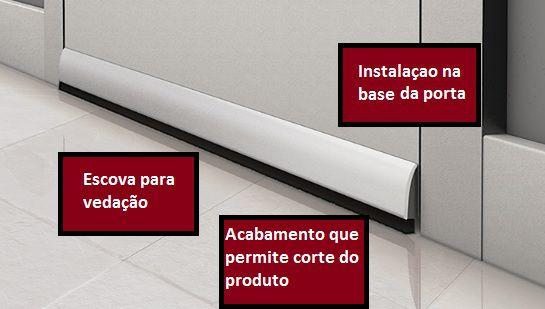 Veda Porta adesivo Comfortdoor 100 cm