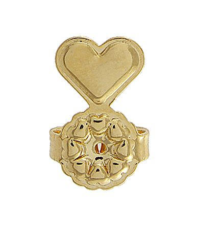 Tarraxa Mágica para Brinco Dourado Duquesa Semi joias