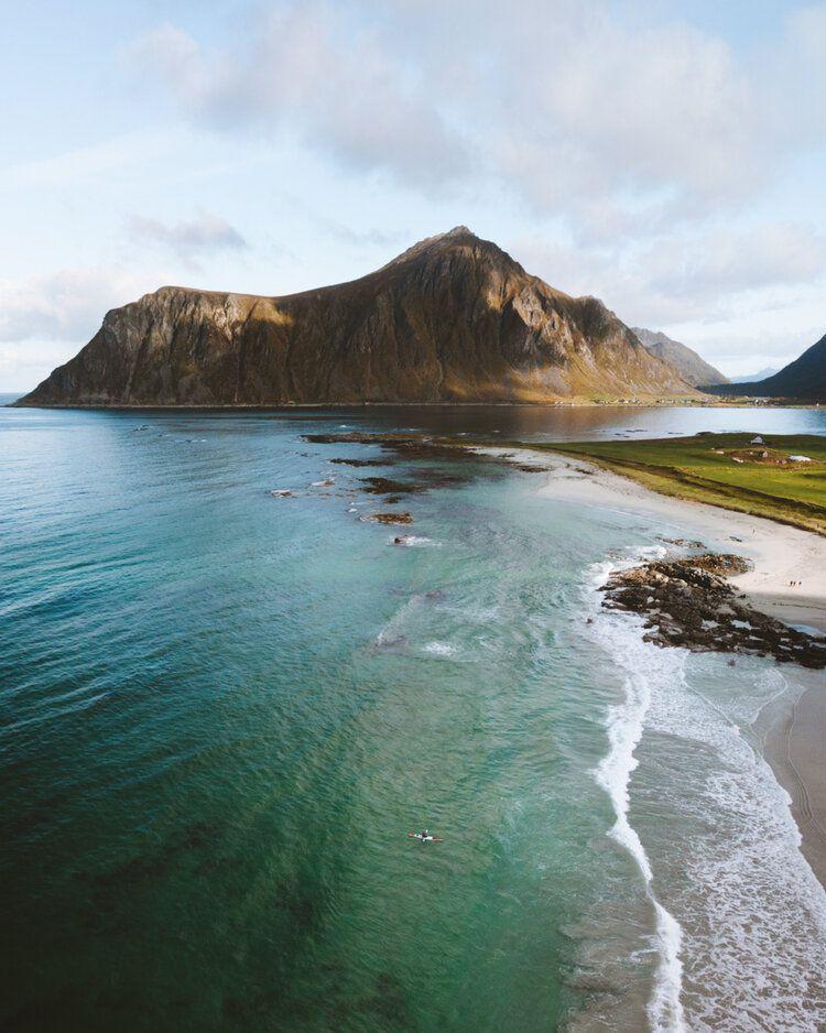 Lucas Guerra - Artic Sea, 2019, da série Norge