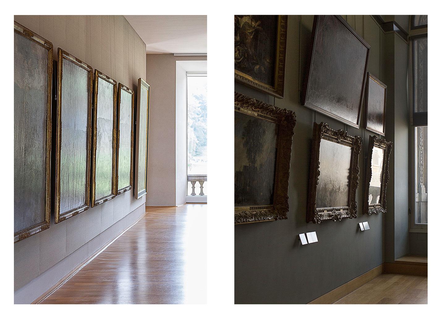 Díptico da Série Museu Mise-en-scène