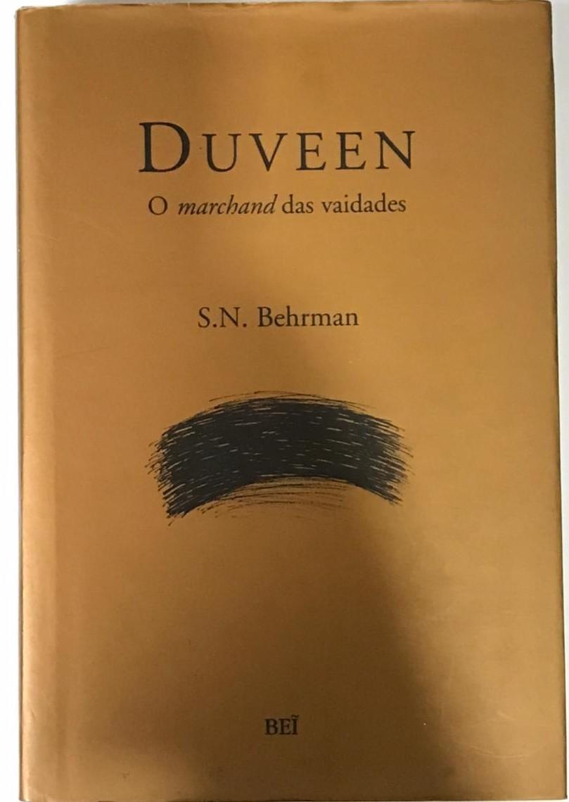 Duveen - O Marchand das Vaidades