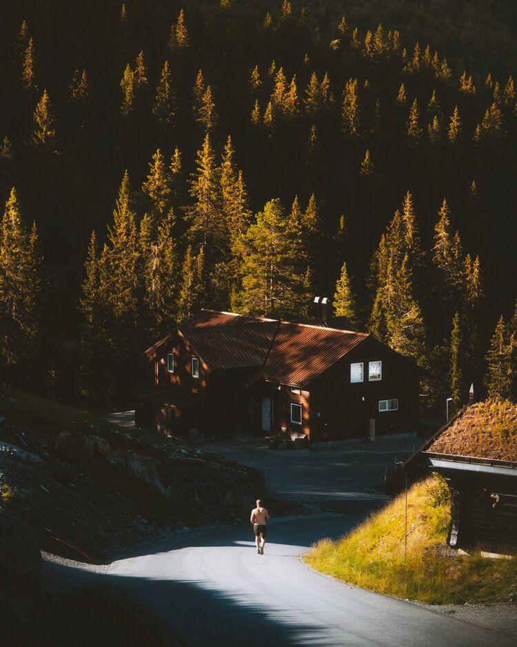 Lonahorgi Run, 2019, da série Norge