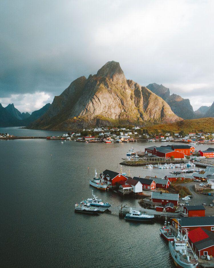 Reine, 2019, da série Norge