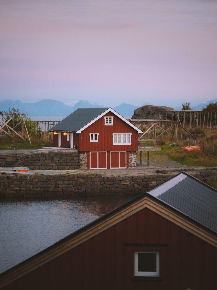 Rorbu, 2019, da série Norge