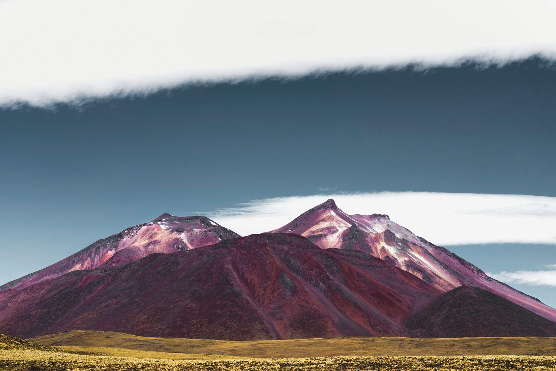 Uyuni Colors, 2016, da série Patagonia a Uyuni