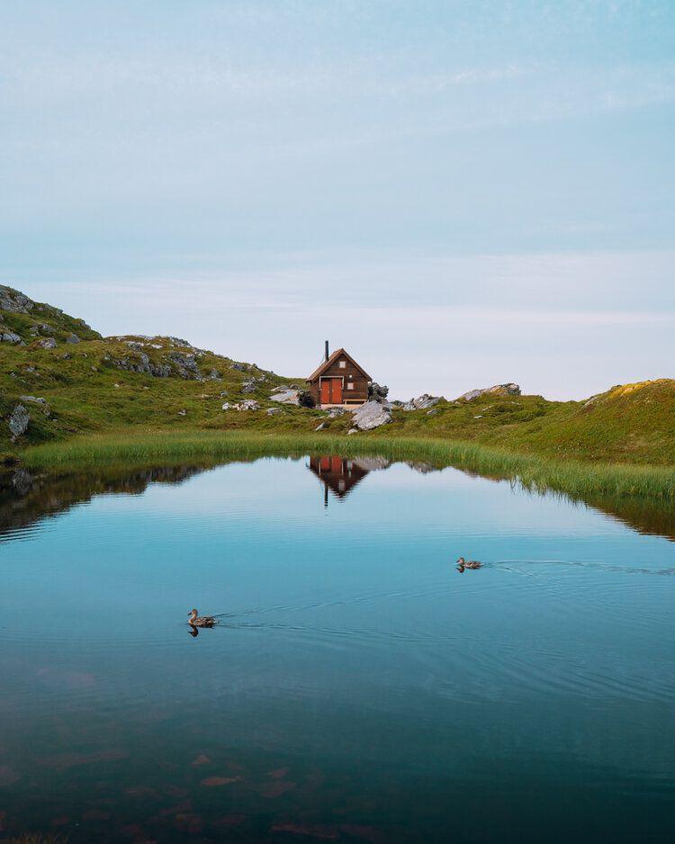 Vidden House, 2019, da série Norge