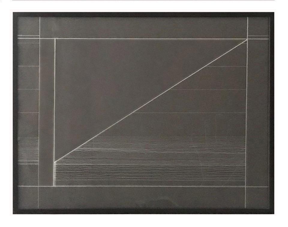 Wanda Pimentel - 2 obras Da série Invólucro, 2004