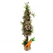 Mini Arvore Decorativa Pascoa Osterbaum 38 Cm