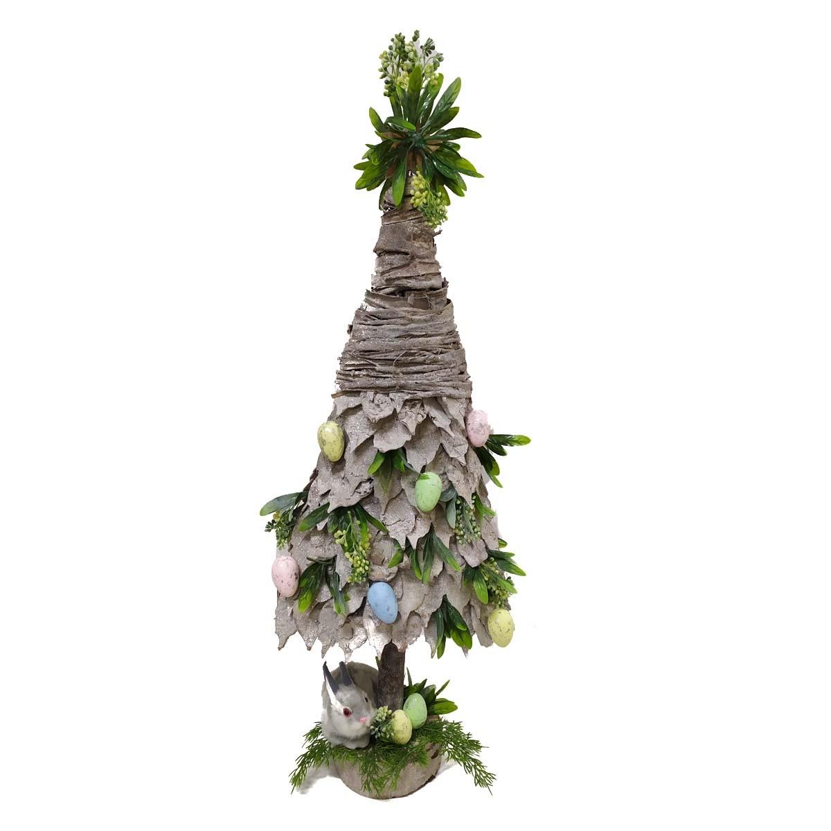 Arvore Decorativa Pascoa Osterbaum Cascas 80 cm