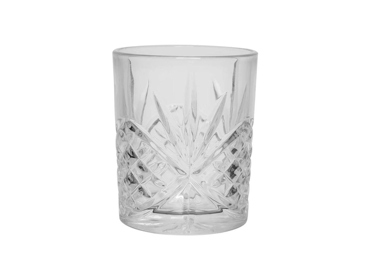 Jogo copo de vidro de Whisky Paris com 6 unid