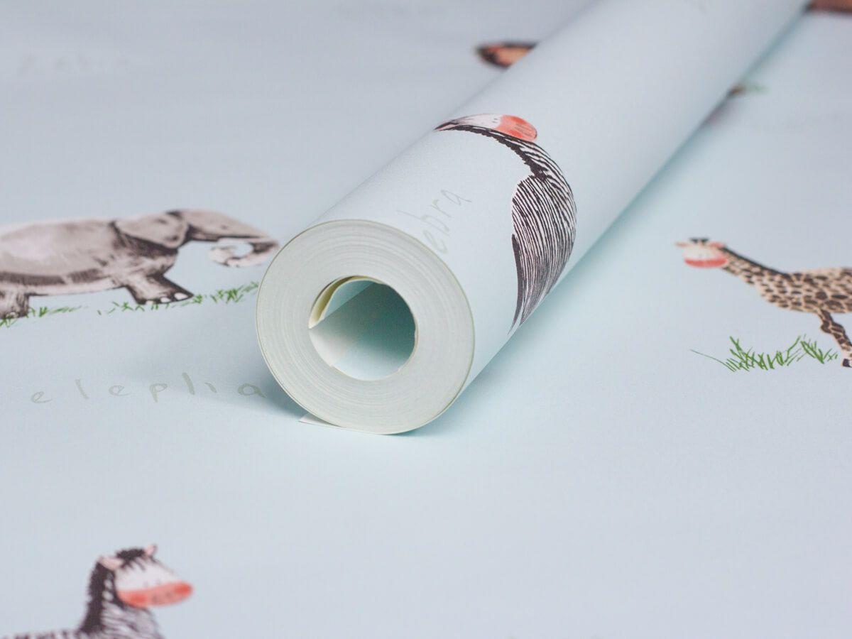 Papel de Parede PVC 391505 - Shirley