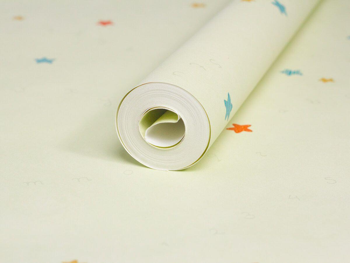 Papel de Parede PVC 391603 - Shirley