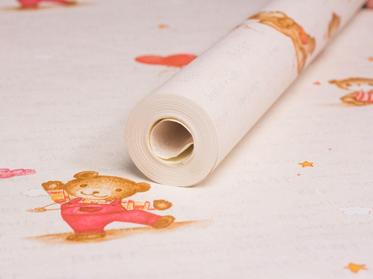 Papel de Parede PVC 391801 - Shirley