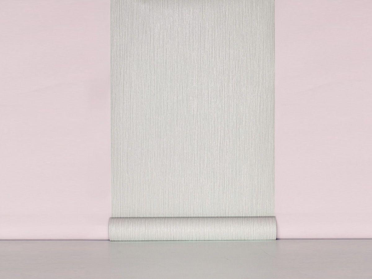 Papel De Parede Texturizado Escovado Verde Acetinado - 87136