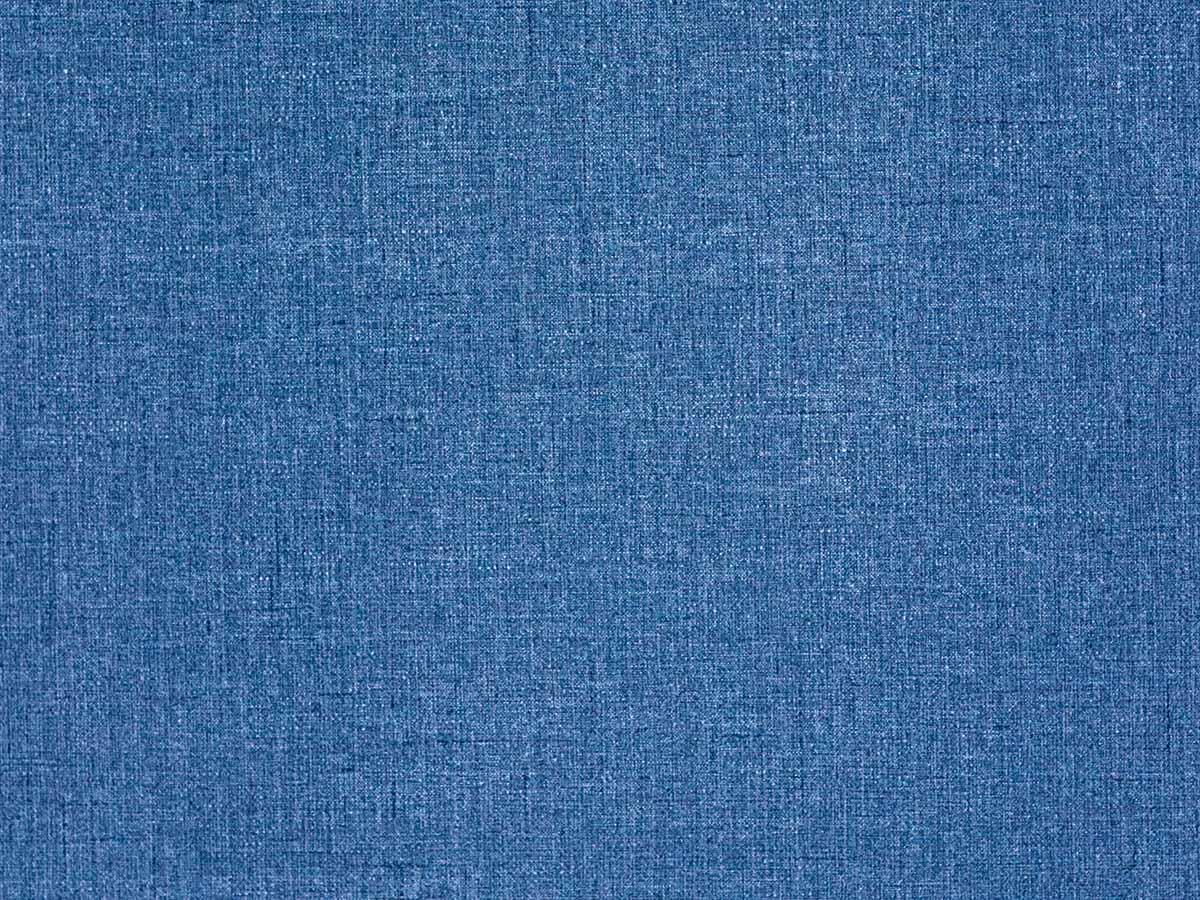 Papel De Parede Texturizado Linho Azul Jeans - 87050