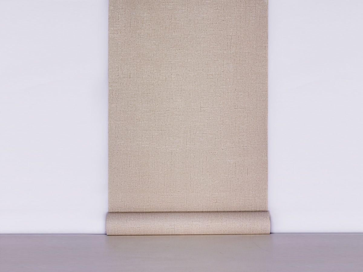 Papel De Parede Texturizado Linho Cru - 87051